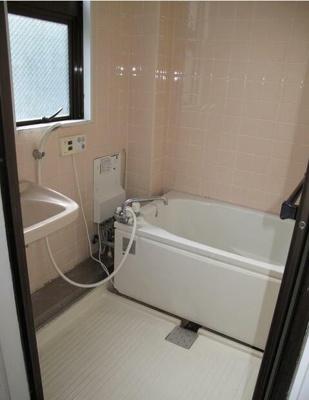 【浴室】ベルメゾンいちご