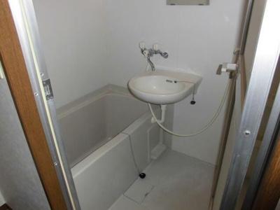 【浴室】ラ・プルーネⅡ