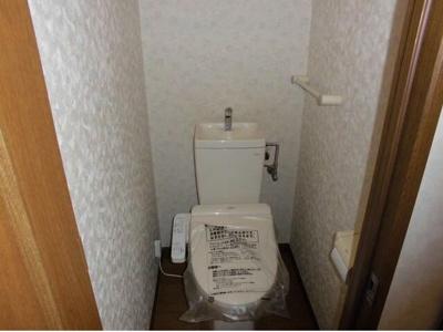 【トイレ】ラ・プルーネⅡ