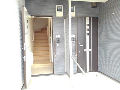 【玄関】ティータウンⅡ