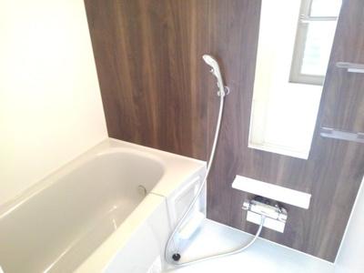 【浴室】ティータウンⅡ