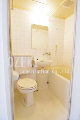 【浴室】リバティベル北越谷