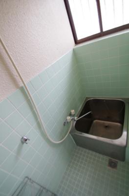 【浴室】コーポルピナスⅢ