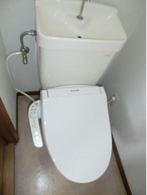 【トイレ】エースハイツ