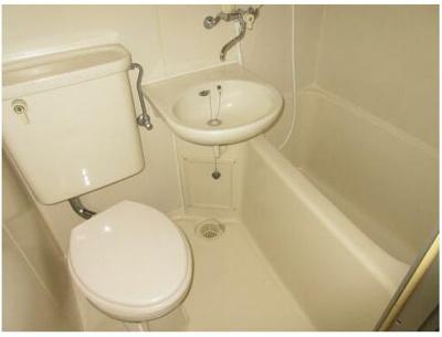 【浴室】エステートピア和光7