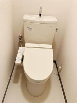 【トイレ】コートハウス町田