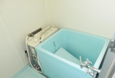 【浴室】赤城ハイツ