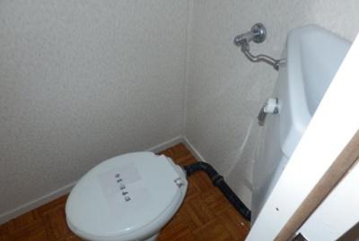【トイレ】赤城ハイツ