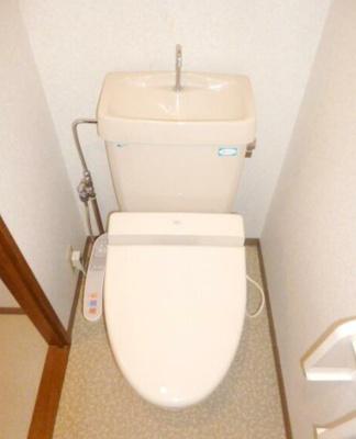【トイレ】アムール町田