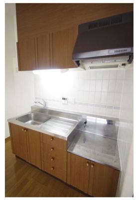 【キッチン】スクエアK3