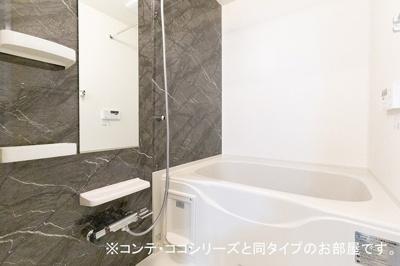 【浴室】エスポワールユーS