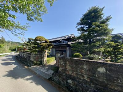 【外観】T様九品寺平屋