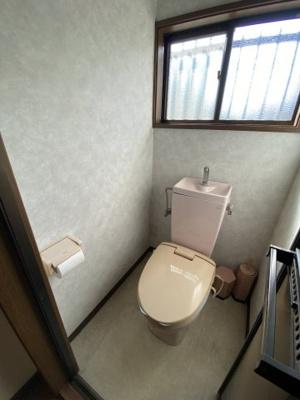 【トイレ】T様九品寺平屋
