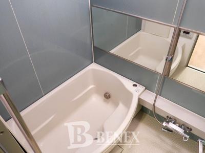 プライムアーバン新宿夏目坂タワーレジデンスのお風呂です