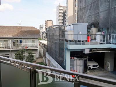 プライムアーバン新宿夏目坂タワーレジデンスの展望です