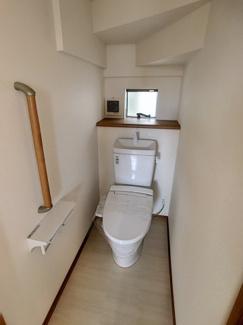 【トイレ】沼津市原14期 新築戸建 全3棟 (3号棟)