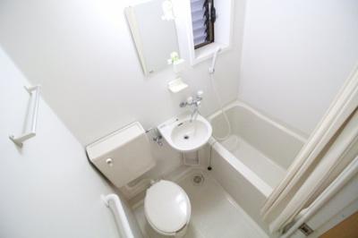 【浴室】庄田町借家南4