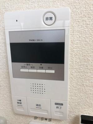 【セキュリティ】(仮)アーバンプレイス高田馬場1丁目