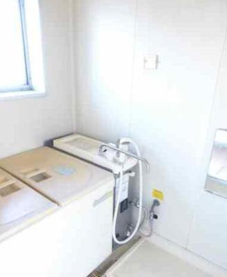 【浴室】ハイム前田