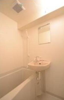 【浴室】メゾンドウィスタリア