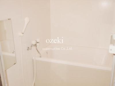 【浴室】ロイヤル富士B棟