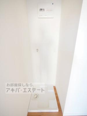 【設備】ソラーナ金町
