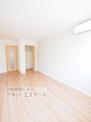 【寝室】ソラーナ金町