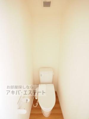 【トイレ】ソラーナ金町