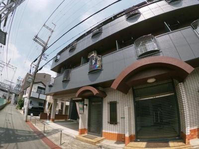 【外観】大阪大学キャンパスも近く学生需要もあります!!