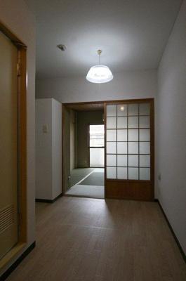 【洋室】大阪大学キャンパスも近く学生需要もあります!!