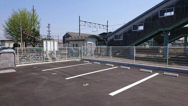 【外観】笹木野駐車場
