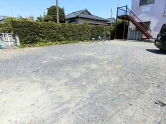【庭】コガネイコーポ岬