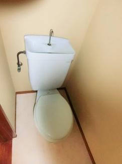 【トイレ】コガネイコーポ岬