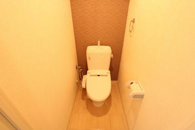 【トイレ】スカイコート天塚