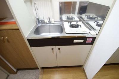 【キッチン】メインステージ西麻布