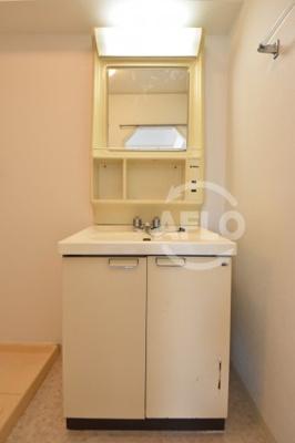 タナベハイツ 洗面所