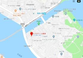 【地図】エスポワール横濱