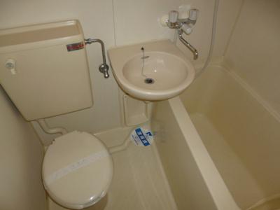 【浴室】スカイコート西川口第2