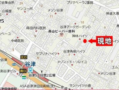 【地図】メゾンドリェーヴェル