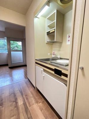 【浴室】スカイコート駒沢