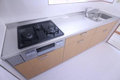 【キッチン】メル・ヴェーユ桃山台