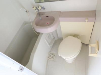 【浴室】ア・フィットステージ市川南