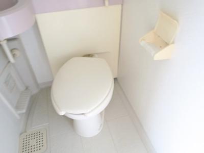 【トイレ】ア・フィットステージ市川南