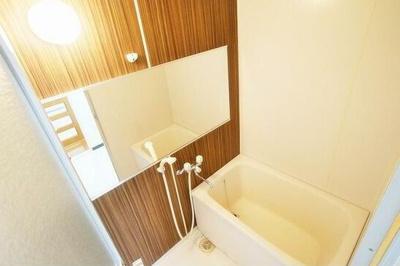 【浴室】メゾンドAⅡ