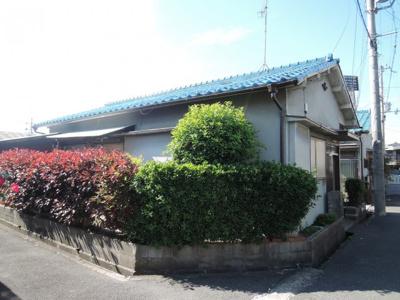 【外観】須賀町貸家