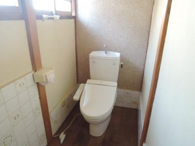 【トイレ】須賀町貸家