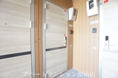 【玄関】ラインハット
