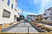 横浜市港北区菊名7丁目の新築一戸建の画像