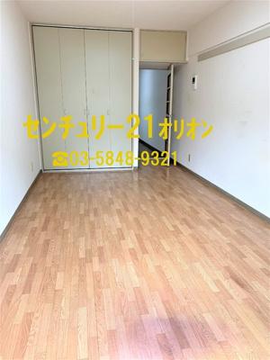 【居間・リビング】グランドコート中村橋