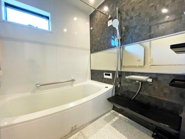【浴室】練馬区大泉町2丁目 5,080万円 新築一戸建て【仲介手数料無料】